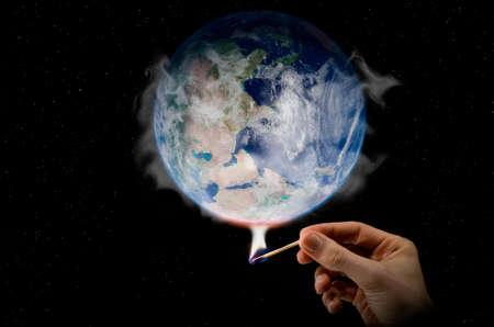 Global Warming  Stock fotó