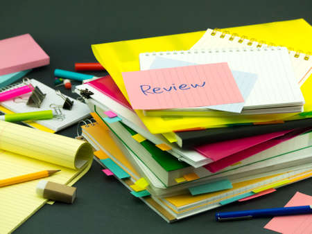 review: The Pile of Business Documents; Review