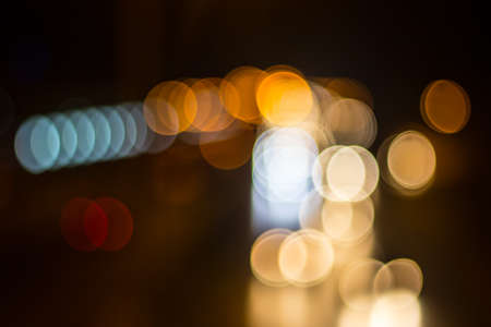 car lights: car lights night bokeh background,asia
