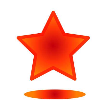 star icon: star icon Vector Illustration