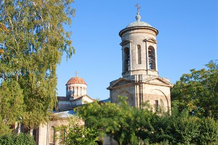 Ancient orthodox church in Kerch, Crimea, Ukraine Stock Photo - 10905533