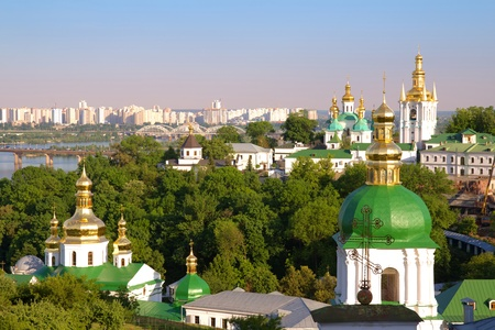 kyiv: Kiev Pechersk Lavra. Orthodox Christian monastery.Kiev.Ukraine.