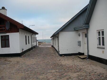 Hirtshals in Denmark