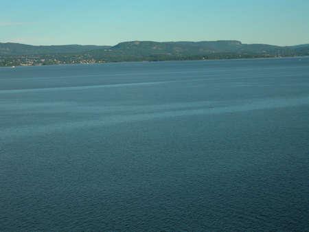 The Oslofjord Stok Fotoğraf - 522384