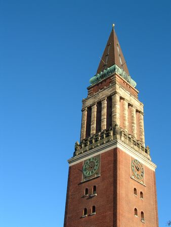 brich: City hall in Kiel in Germany