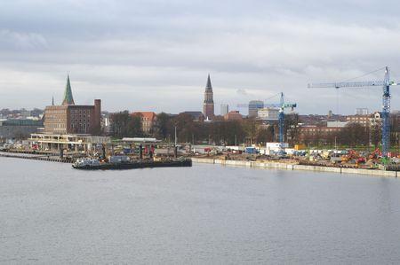 kiel fjord: Kiel in Germany