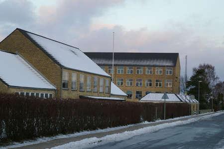 School in Frederikshavn in Denmark.