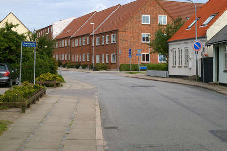 Frederikshavn in Denmark