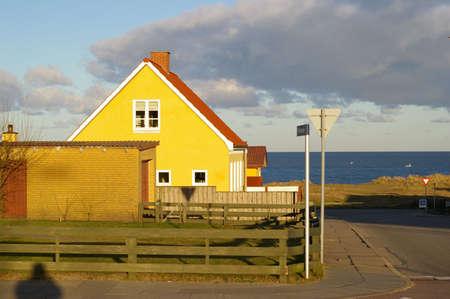 From Hirtshals in Denmark