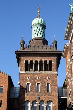 carlsberg: Carlsberg brewery in Copenhagen