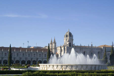 The Hieronymites Monastery (Mosteiro dos Jerónimos) is located in the Belém district of Lisbon Portugal. Considered the most prominent monument of Lisbon and has been classified by UNESCO