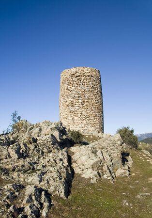 Atalaya de El Berrueco is een verdediging Moorse toren uit de 10e eeuw, gelegen in de buurt van El Berrueco in de Gemeenschap van Madrid, Spanje.