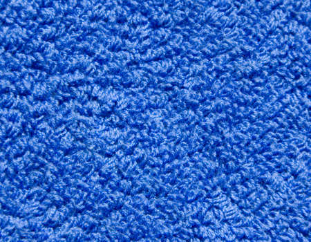 Abstract view of a blue towel.  Excellent for a background Stock fotó