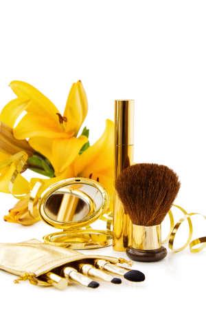 Luxury makeup set  photo