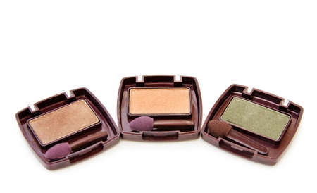makeups: Makeups eye shadows in autumn colors