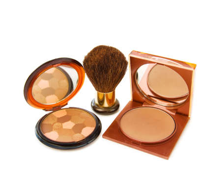 makeups: Luxury bronzers makeups with brush