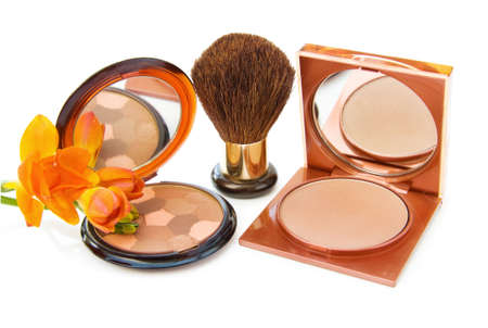 makeups: Luxury makeups bronzers with brush