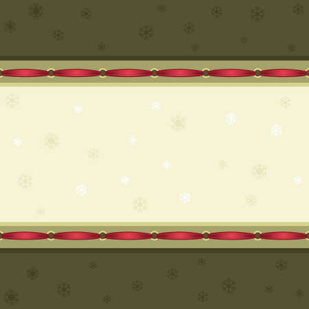 Vintage style Christmas seamless pattern