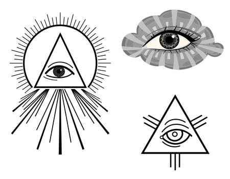 illuminati: The Eye of Providence - symbols.