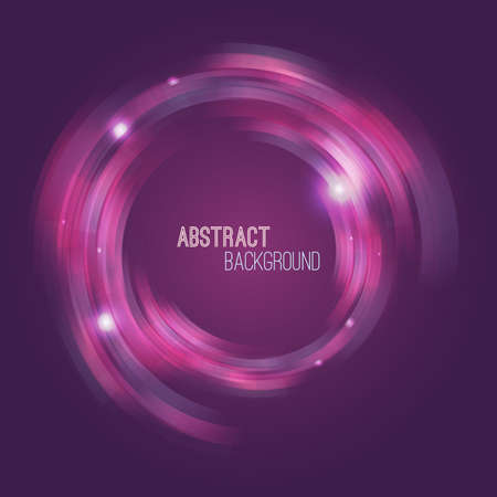 purple background: Vector abstract background