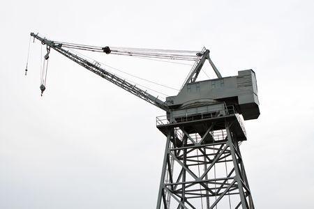 constructional: constructional crane