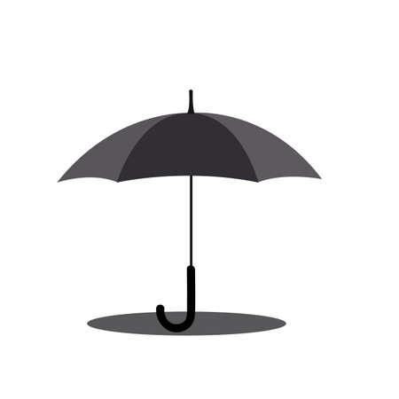 Icono del paraguas Foto de archivo - 35405388