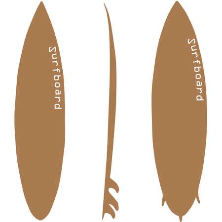 surfboard fin: Blank surfboard.