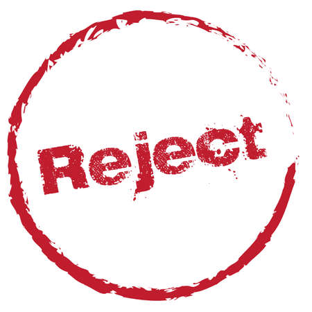 reject: Reject Stamp