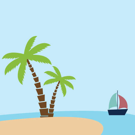 islet: Illustration of the islands