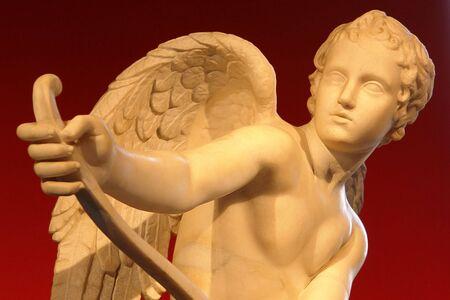 eros: Roman statue of Eros