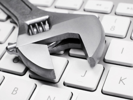 it support: It support, keypad with forceps
