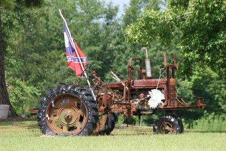 rebel tractor