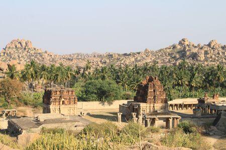 Ruins of old Empire  Фото со стока