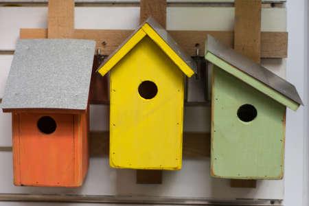 birdhouse: decorative wooden bird houses for sale