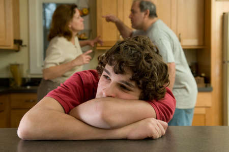 alcoholismo: argumento de la familia