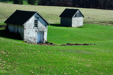Springhouse in Green Field