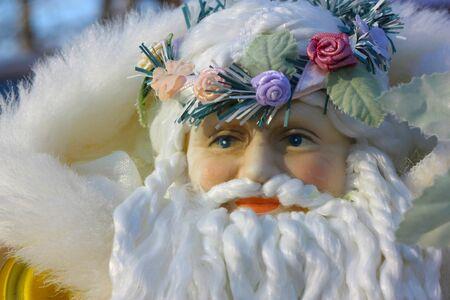 Father Christmas 版權商用圖片 - 11808465