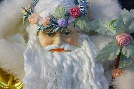 Father Christmas 版權商用圖片