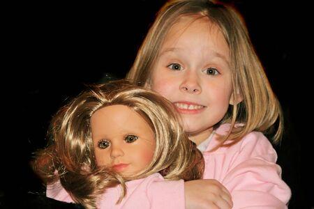 alike: Girl with Look Alike Doll