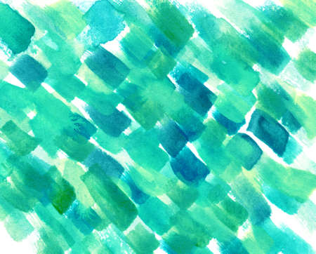 colors paint: Abstract watercolor colorful texture. Art design in turquoise colors. Backdrop of paint texture. Splatter paint splash background textures. Made by gouache and watercolor paint.