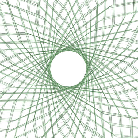 Sacred geometry elements and symbols. Alchemy, religion, philosophy, astrology and spirituality themes. Abstract lines in circle.