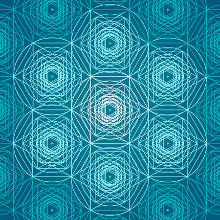 Sacred geometry symbols and elements background. Cosmic, universe, big bang, alchemy, religion, philosophy, astrology, science, physics, chemistry and spirituality themes. Matter, space, time. Stock Photo