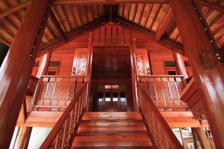 porches: Thai Stock Photo