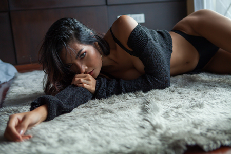 Hottest nude ebony women