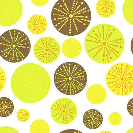 seamless spring pattern   Vector