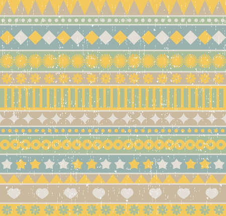 Strip seamless pattern.  Vector