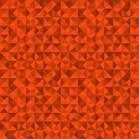 Seamless pattern with triangles. Vector repeated background. Vector