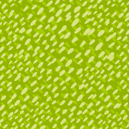 Abstract background in green colors. Spring illustration in vector.