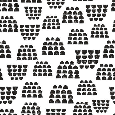 Scandinavian seamless pattern for decoration. 스톡 콘텐츠 - 102399696
