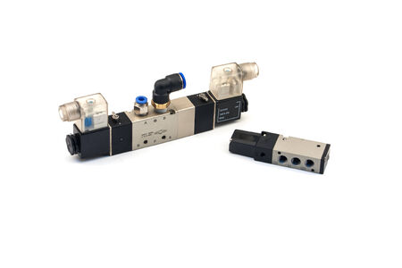 regulators: Pneumatic valves